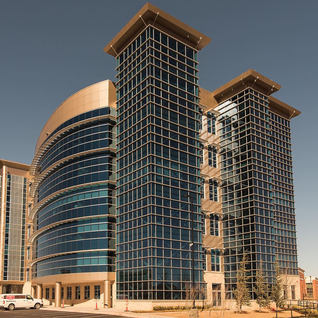 Artform home -Gulfport Energy HQ_service-page-2